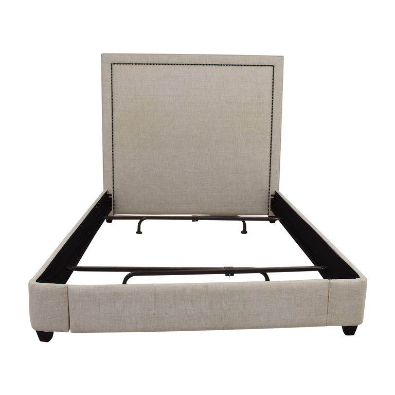 buy Restoration Hardware Restoration Hardware Wallace Queen Bed online