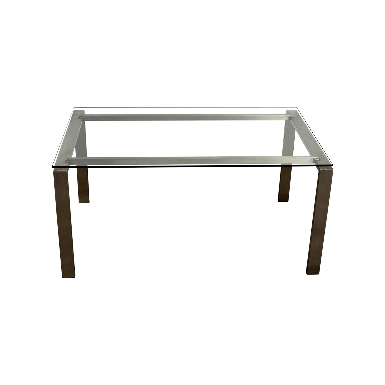 buy Room & Board Rand Table Room & Board Tables