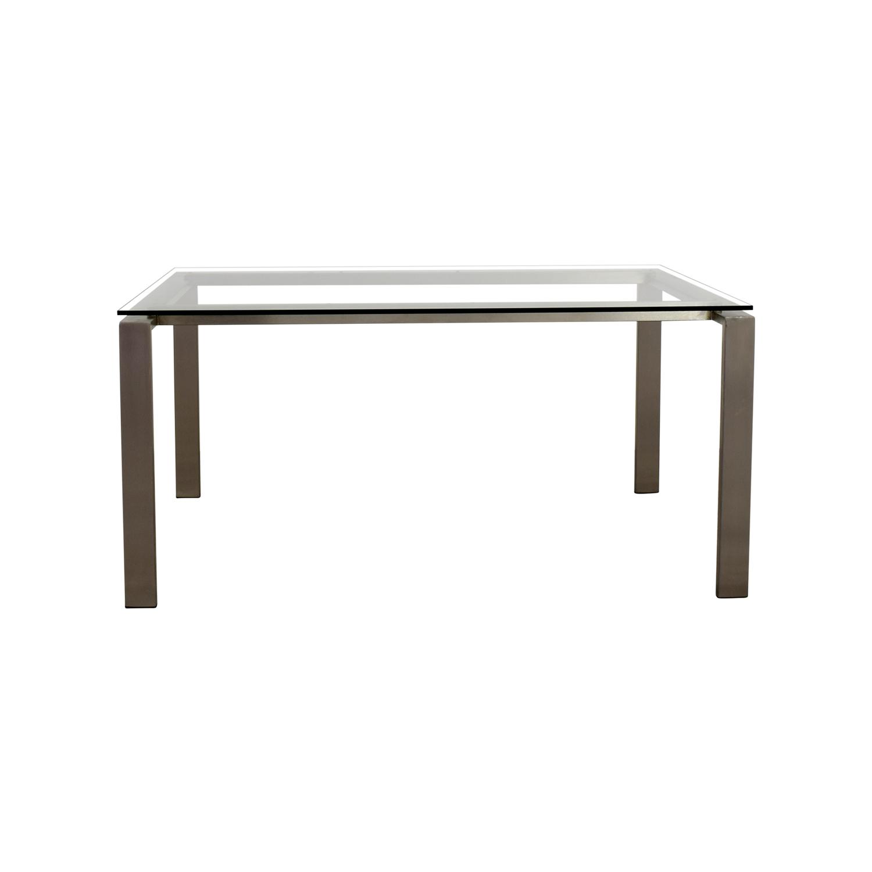 Room & Board Rand Table sale