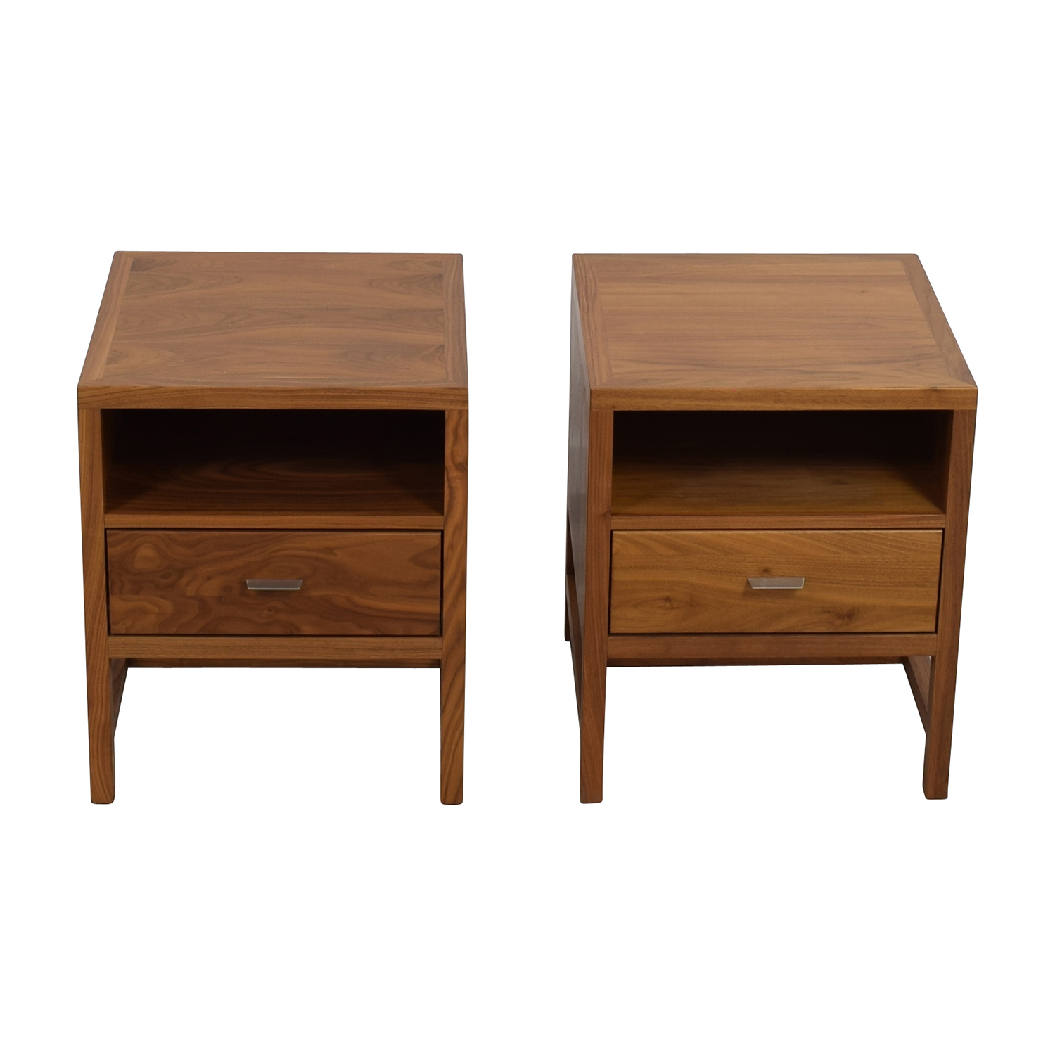 shop Room & Board Berkeley Walnut Nightstands Room & Board