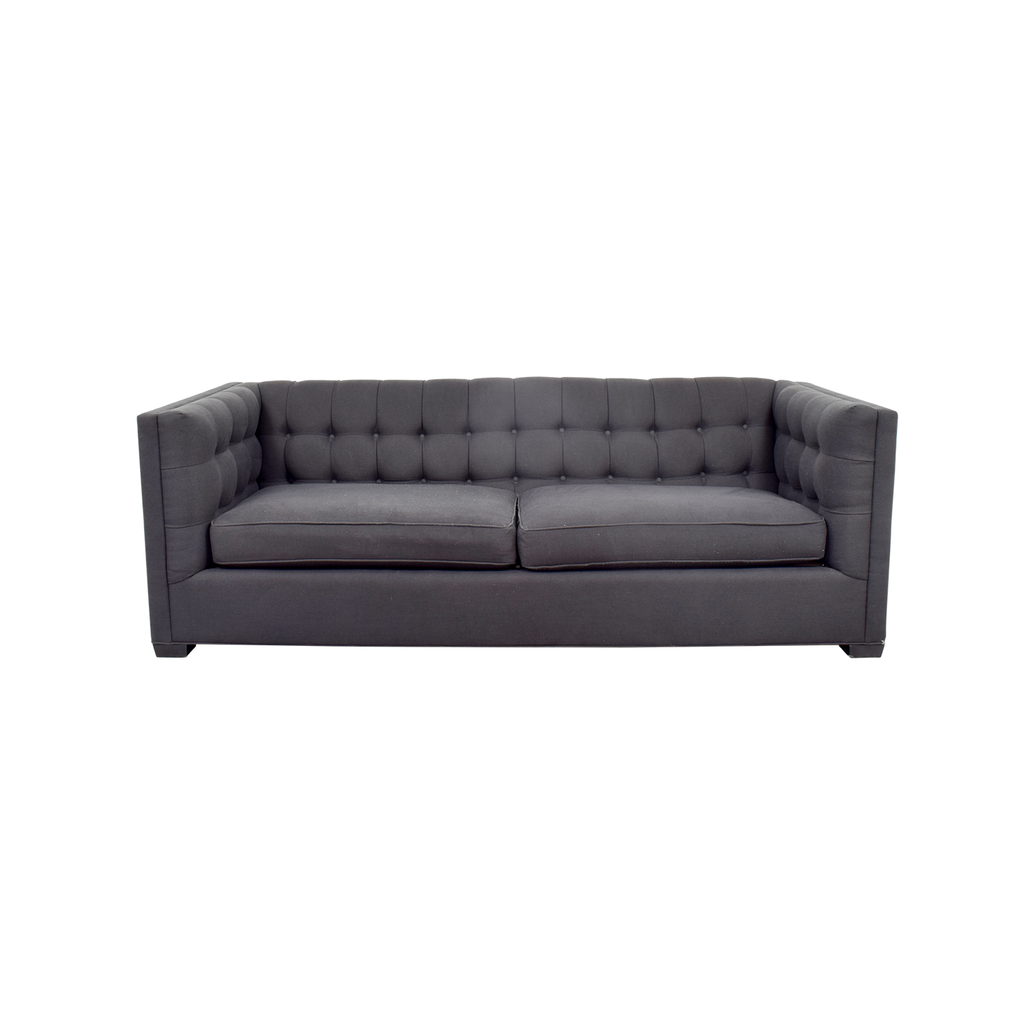 Abc carpet and home abc carpet and home black tufted sofa coupon