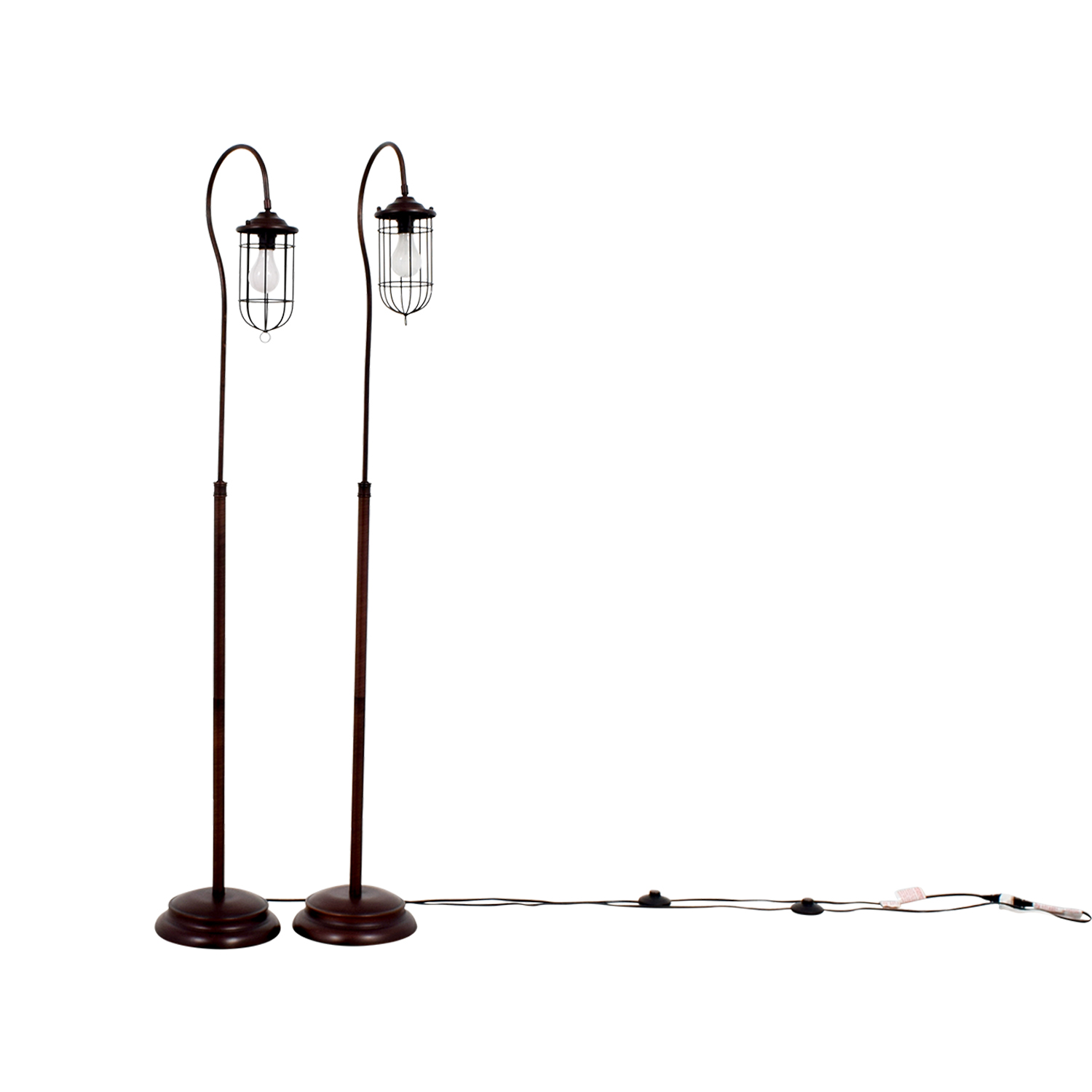 Wire Lantern Floor Lamps on sale