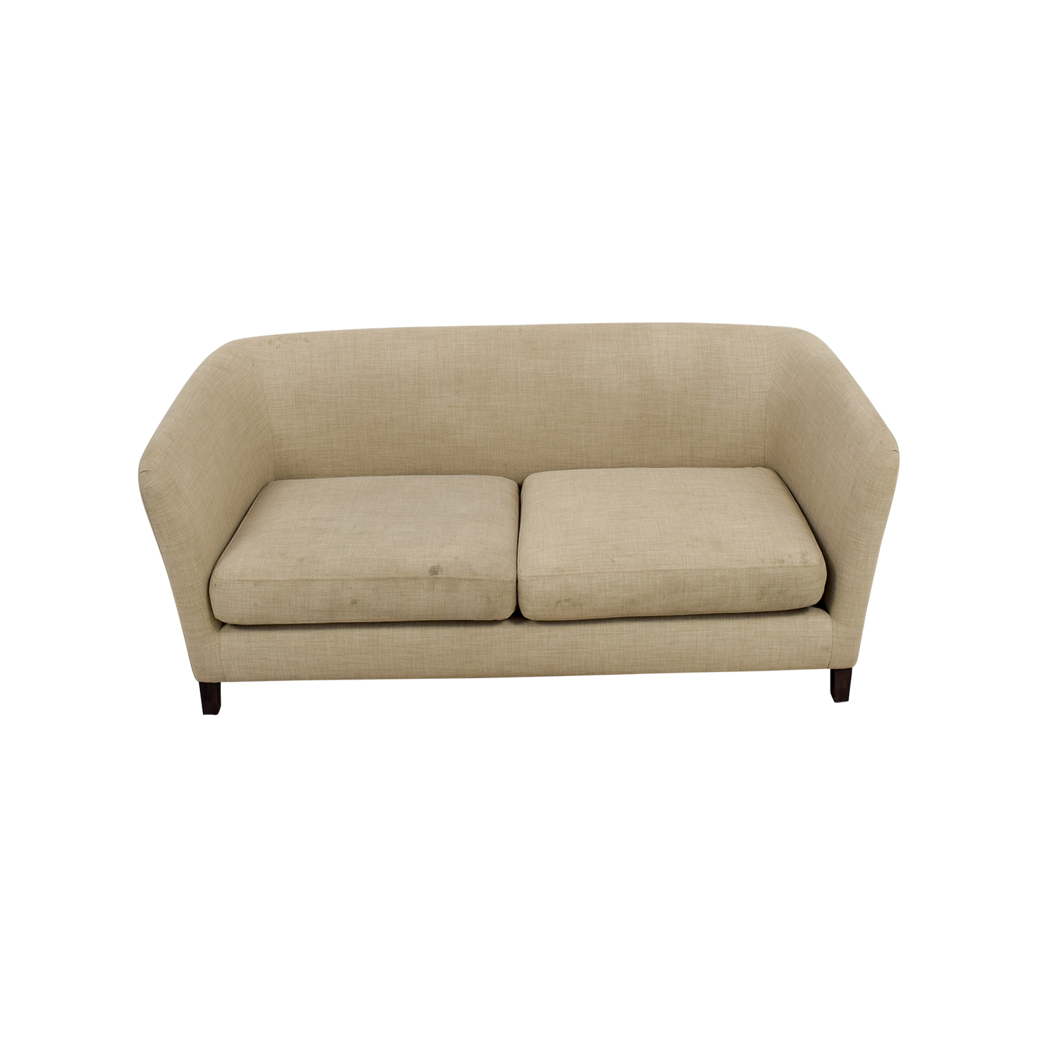 buy Pottery Barn Two-Seater Sofa Pottery Barn Sofas