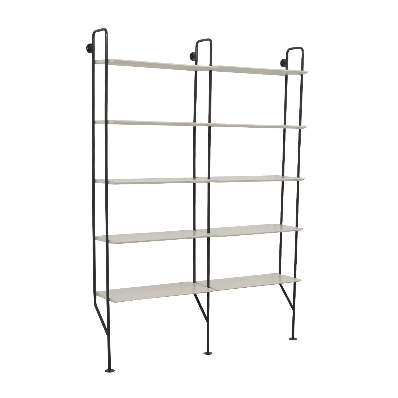 BluDot BluDot Hitch Bookcase with Add-on Section