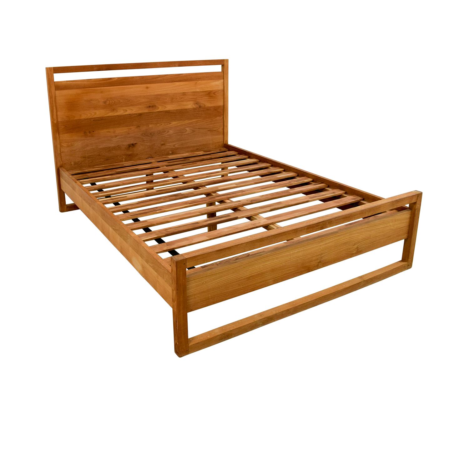 49 off crate and barrel crate and barrel linea platform 18576 | second hand crate and barrel linea platform queen bed