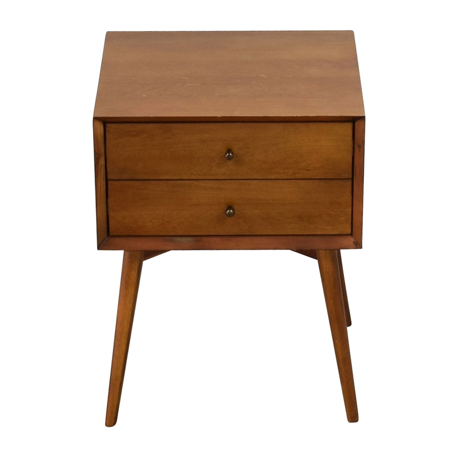 buy West Elm Mid-Century Acorn Nightstand West Elm Sofas