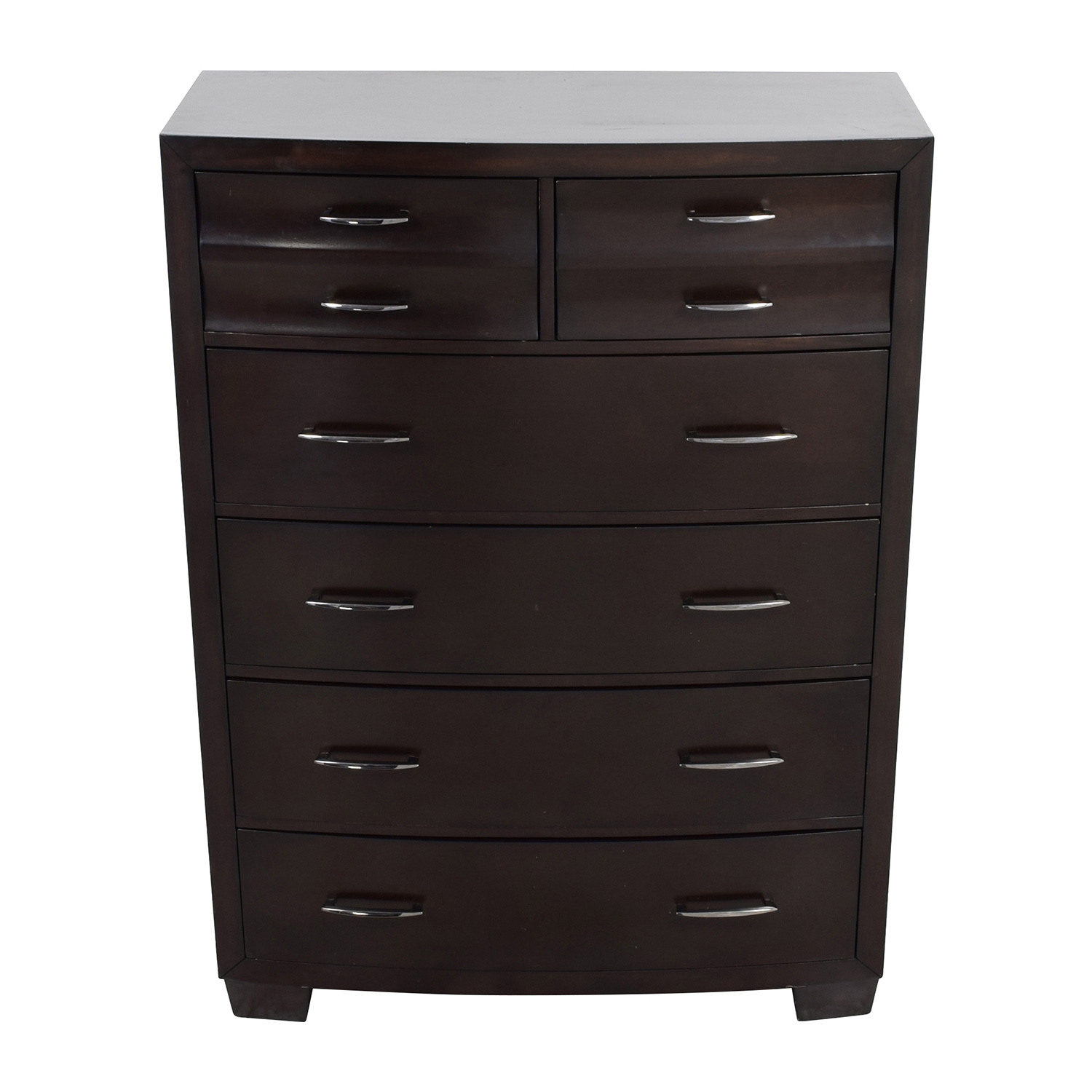 Home Meridian Home Meridian Six-Drawer Dresser dimensions
