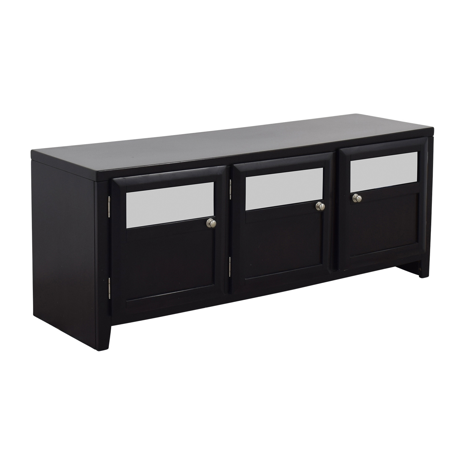 Charmant ... Target Target Wood U0026 Glass TV Stand On ...