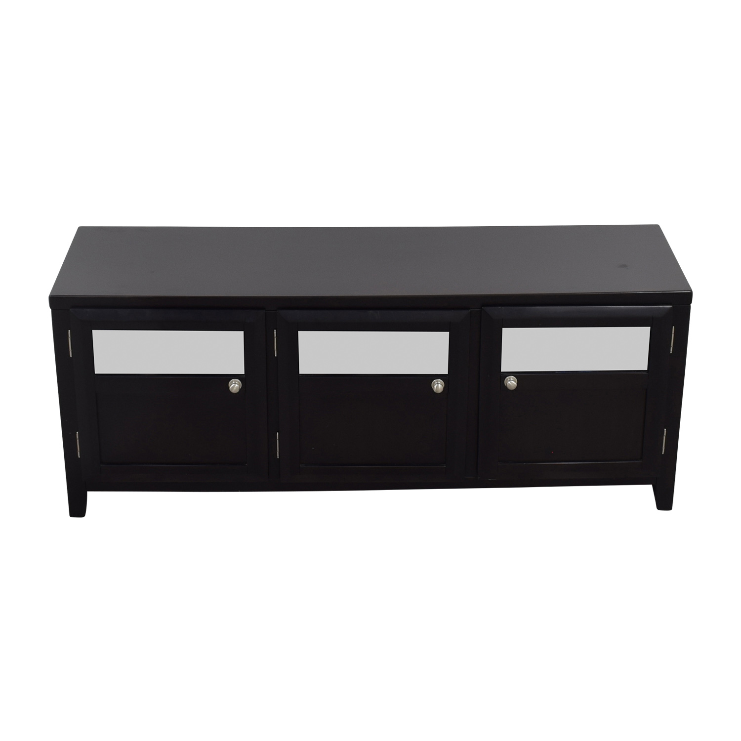 Target Target Wood & Glass TV Stand nyc