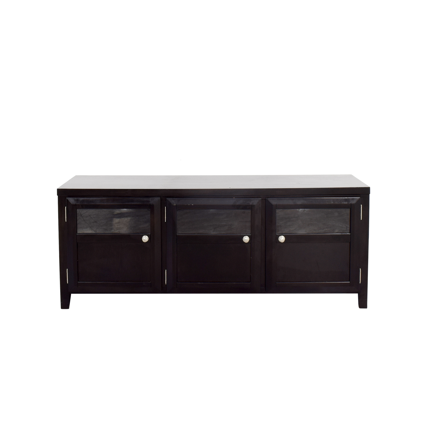 Ashley Furniture Wood Media Console / Media Units