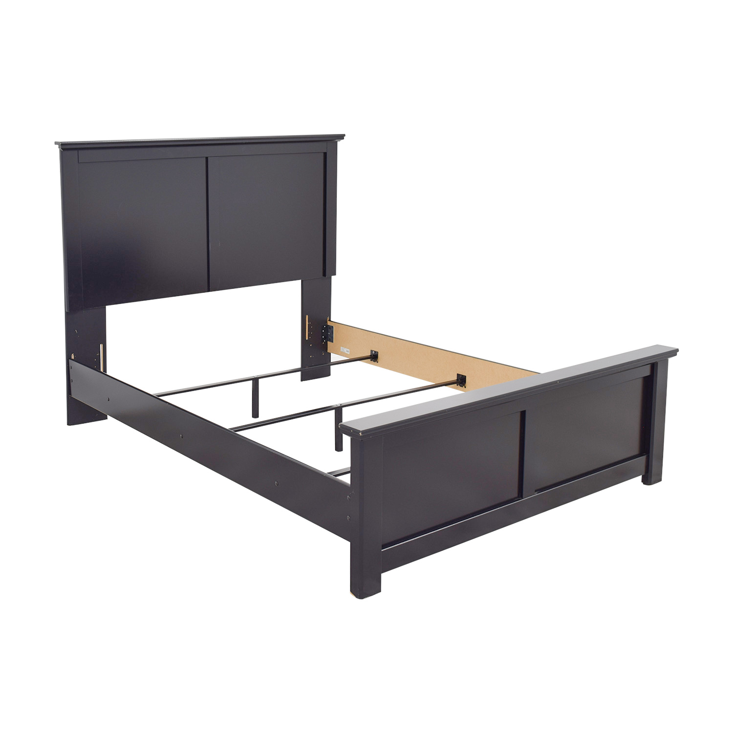 Ashley Furniture Ashley Furniture Black Queen Panel Bed for sale