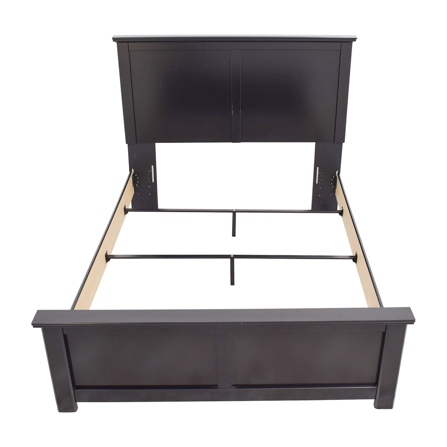 Ashley Furniture Black Queen Panel Bed Ashley Furniture