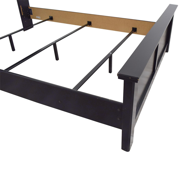 87 Off Ashley Furniture Ashley Furniture Black Queen