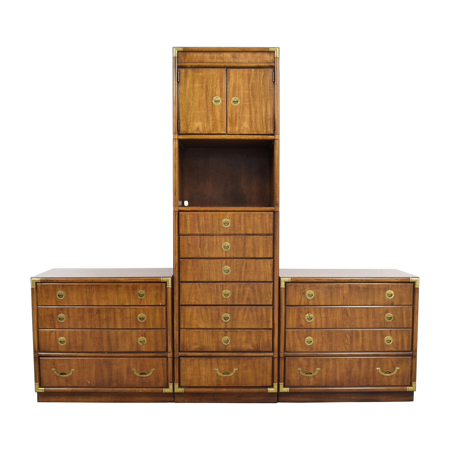 buy Drexel Drexel Three Piece Dresser Cabinet Set online