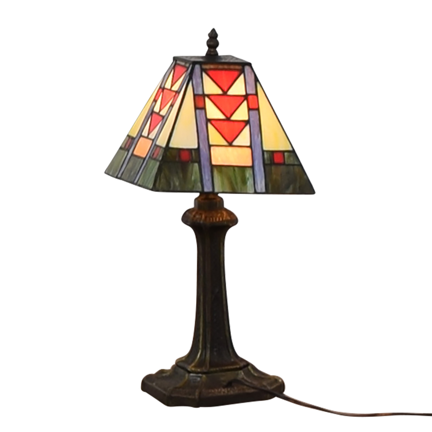 75 off tiffany style stained glass table lamp decor tiffany style stained glass table lamp price mozeypictures Images