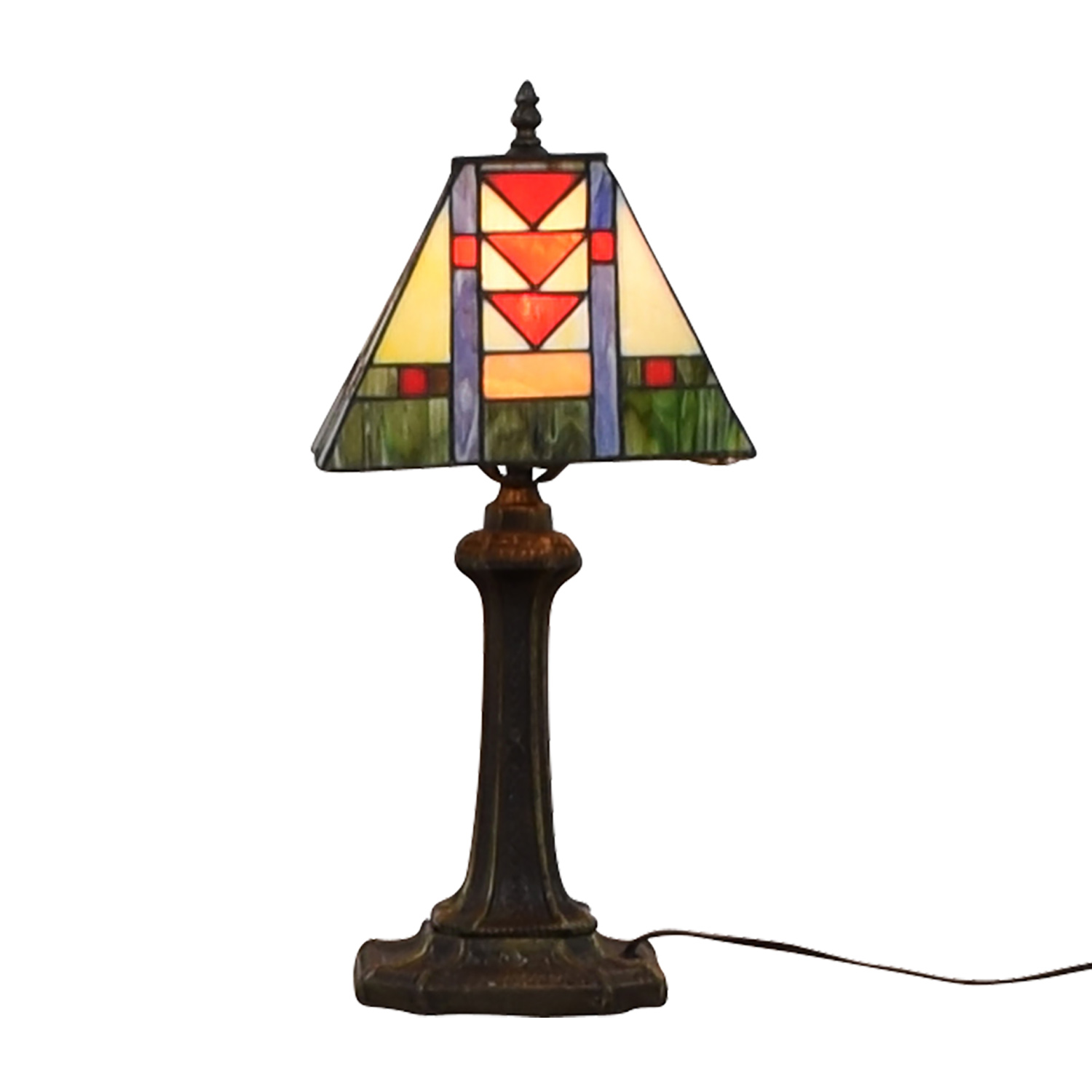 Tiffany Style Stained Glass Table Lamp Lamps