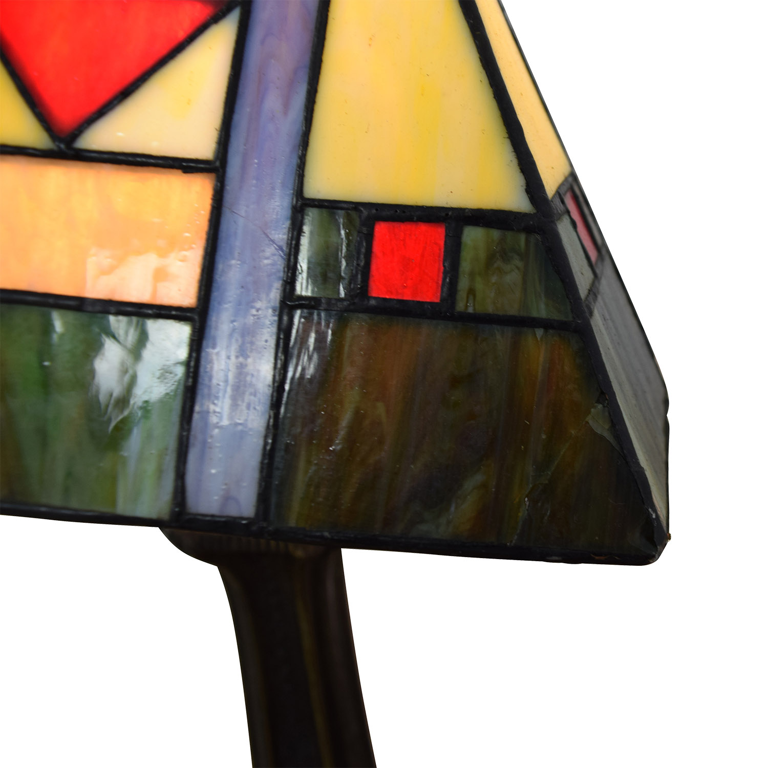 stained table p glass each multi southwest cfl bulbs lamp led lamps austin with earth bulb