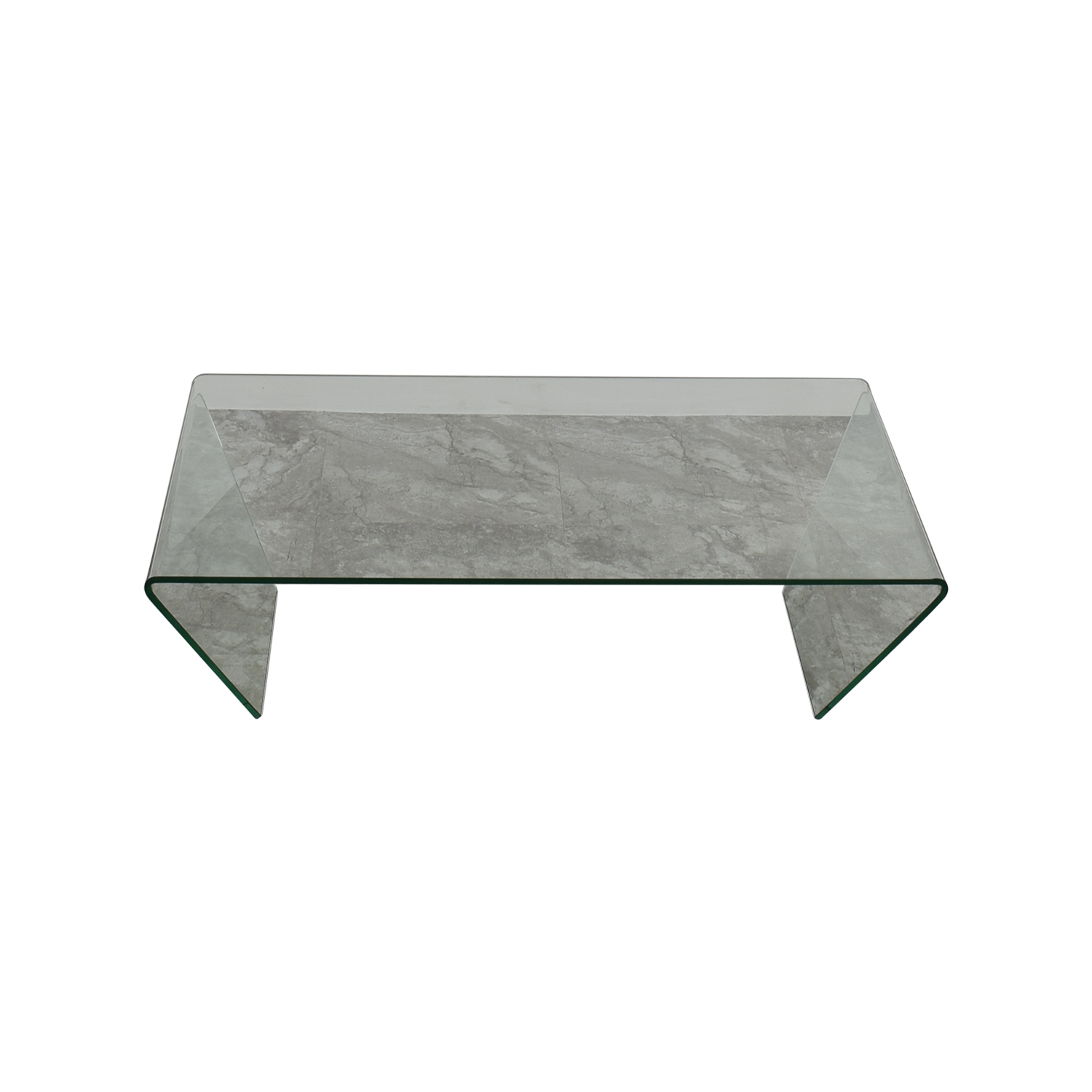 BoConcept Glass Coffee Table / Sofas