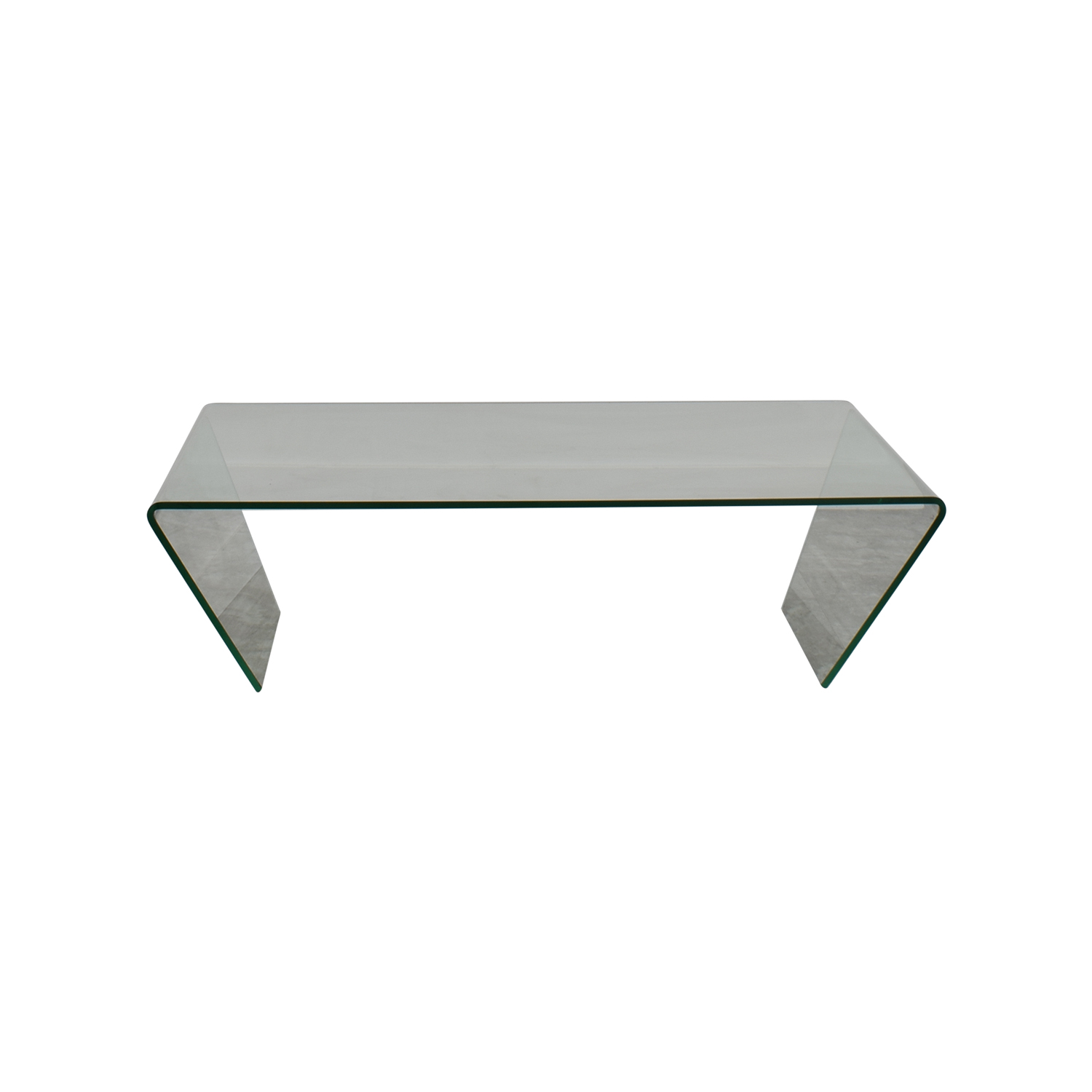BoConcept BoConcept Glass Coffee Table discount