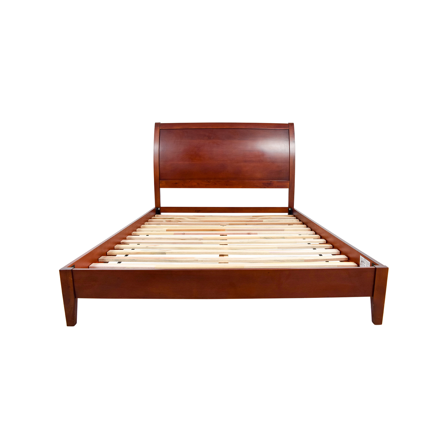 70% OFF - Sleepy\'s Sleepy\'s Queen Wooden Bed Frame / Beds