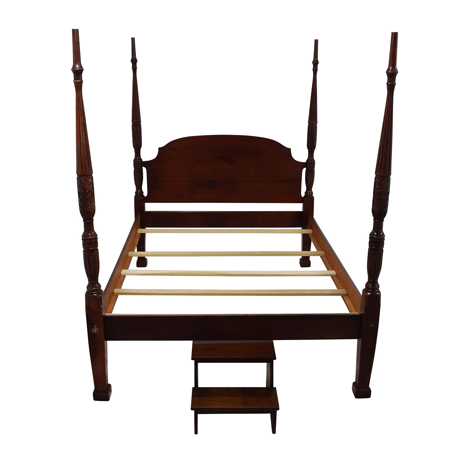 Prime 88 Off National Furniture Supply Furniture Supply Co Rice Queen Four Post Bed Beds Pdpeps Interior Chair Design Pdpepsorg