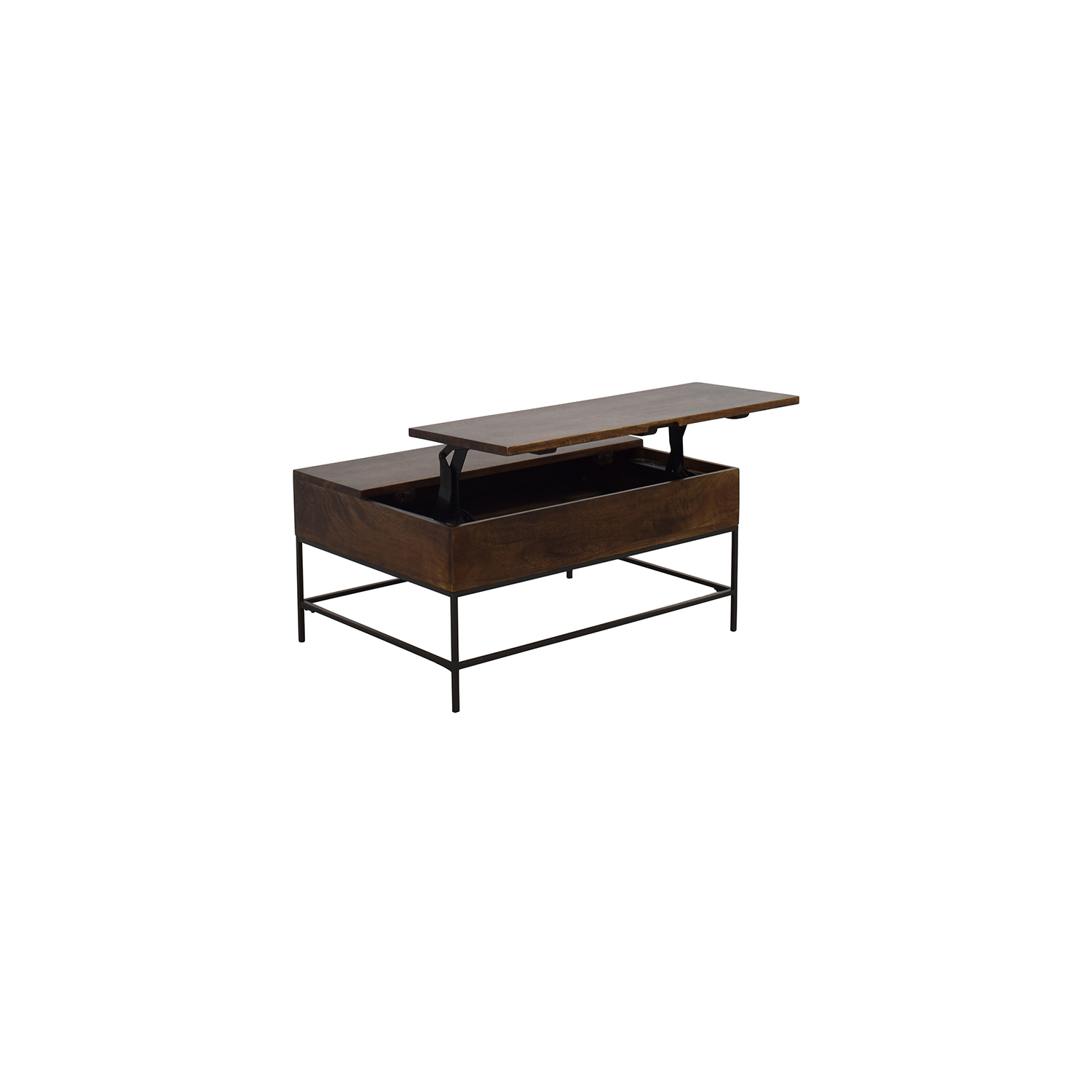 used industrial furniture. West Elm Industrial Storage Coffee Table Tables Used Furniture B