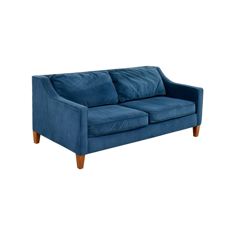 Miraculous 50 Off West Elm West Elm Paidge Loveseat Sofas Machost Co Dining Chair Design Ideas Machostcouk
