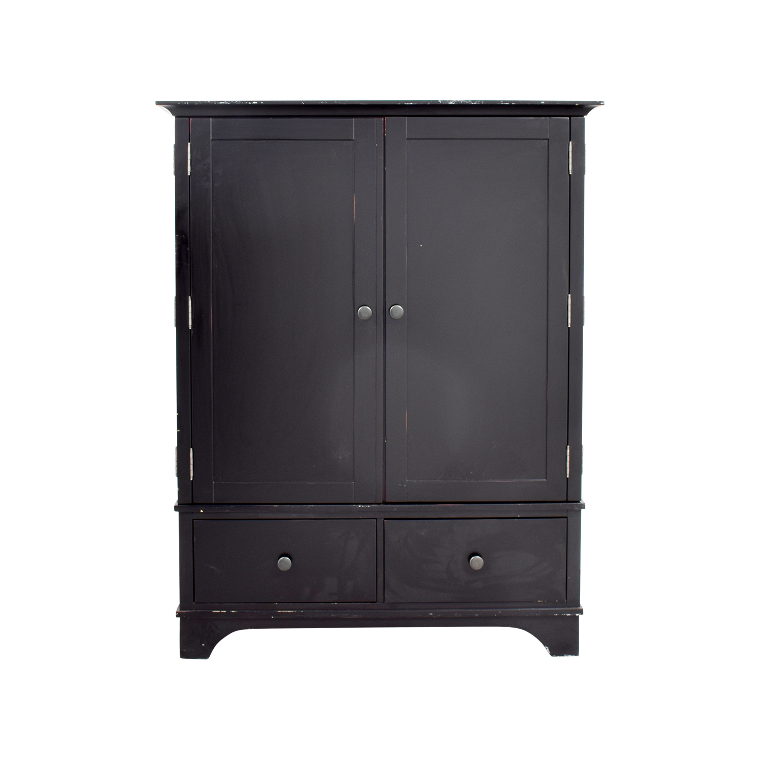 90% OFF - Pottery Barn Pottery Barn Media Cabinet / Storage