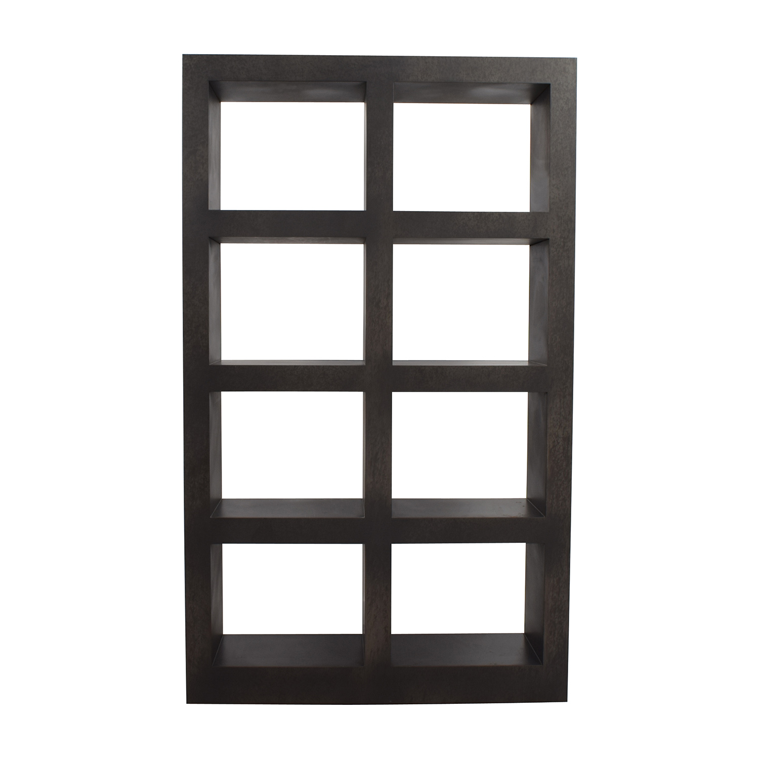 Crate & Barrel Crate & Barrel Shadow Box Tower on sale