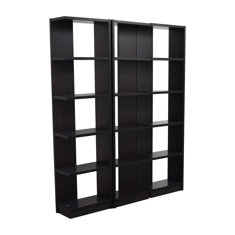 West Elm Floating Book Shelf / Storage