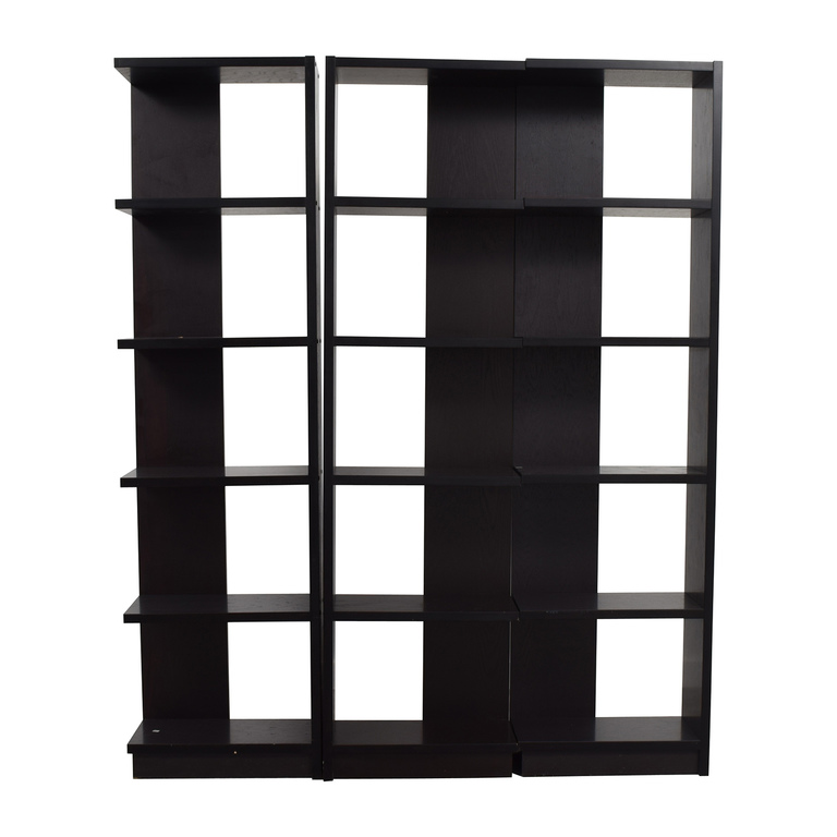 shop West Elm Floating Book Shelf West Elm
