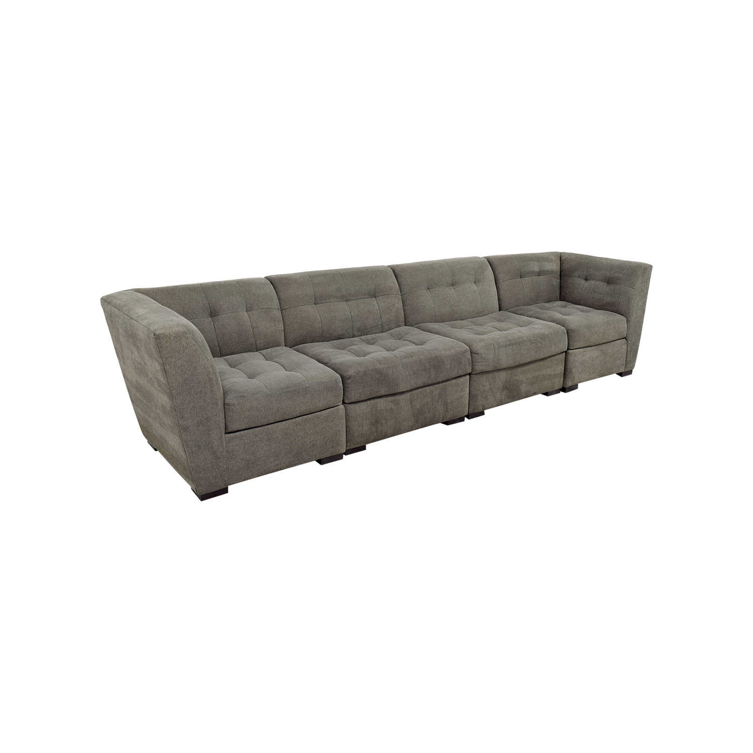 63 off macy 39 s macy 39 s roxanne modular sectional sofa sofas. Black Bedroom Furniture Sets. Home Design Ideas