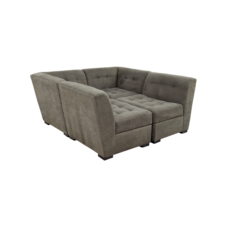 63 Off Macy 39 S Macy 39 S Roxanne Modular Sectional Sofa Sofas