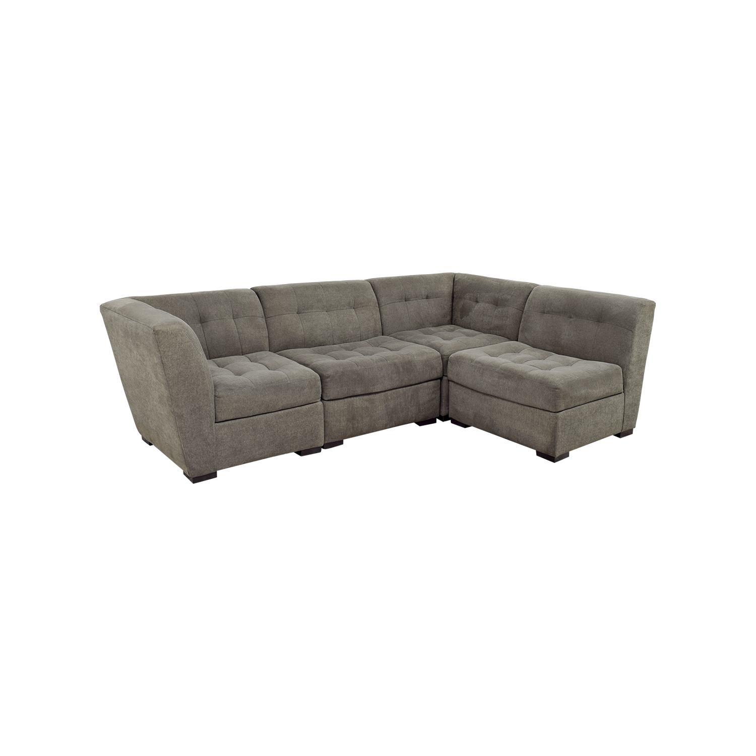 grain configurible toronto sectionals spaces top sofa of tremendous faux sofas design for sectional full leather modular small perth size