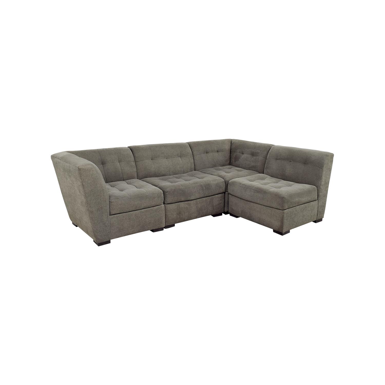 Macys Furniture Sofa: Macy's Macy's Roxanne Modular Sectional Sofa / Sofas
