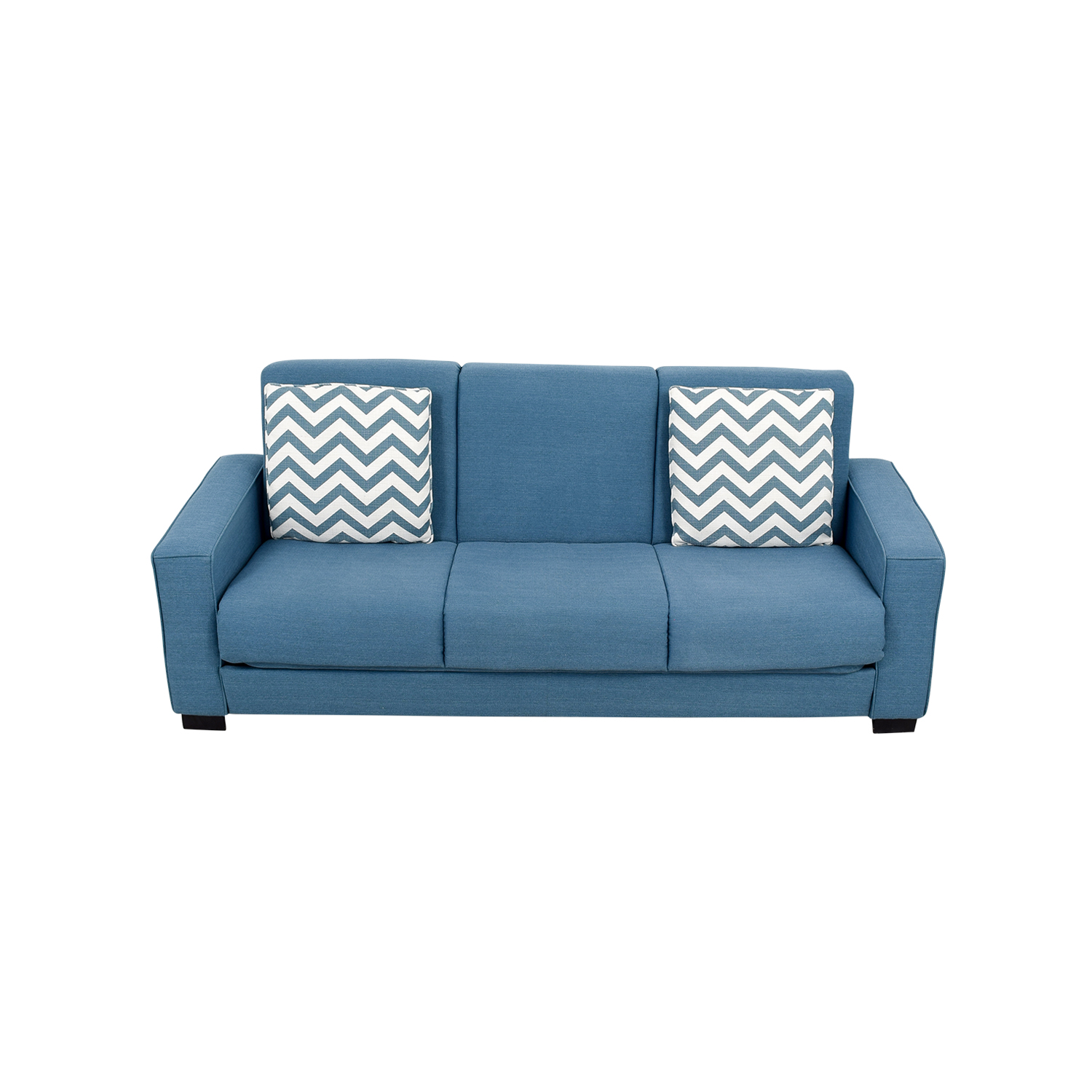 Bed Bath & Beyond Blue Convert-A-Couch Bed Bath and Beyond