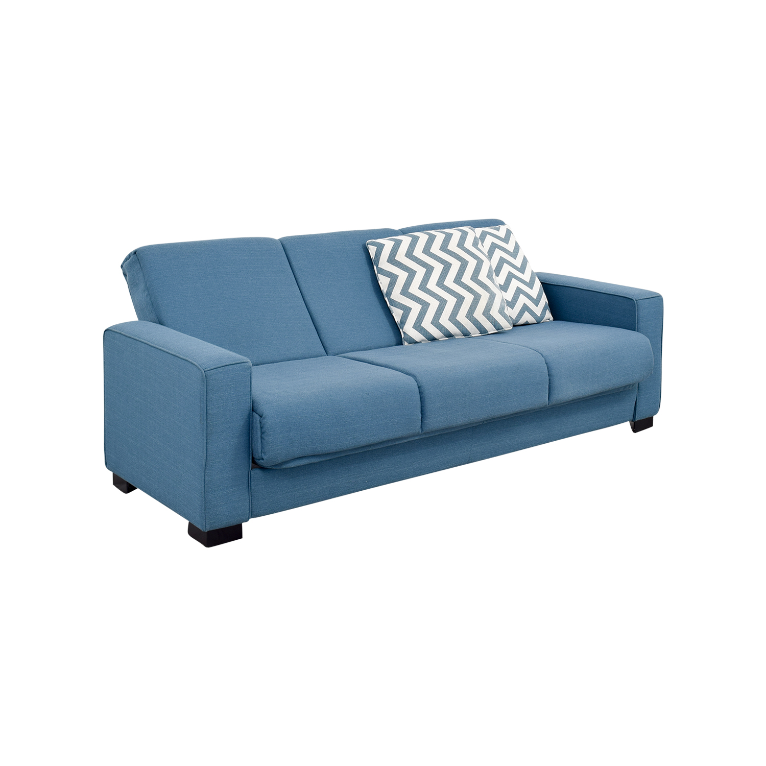 77 Off Bed Bath Beyond Blue Convert A Couch Sofas