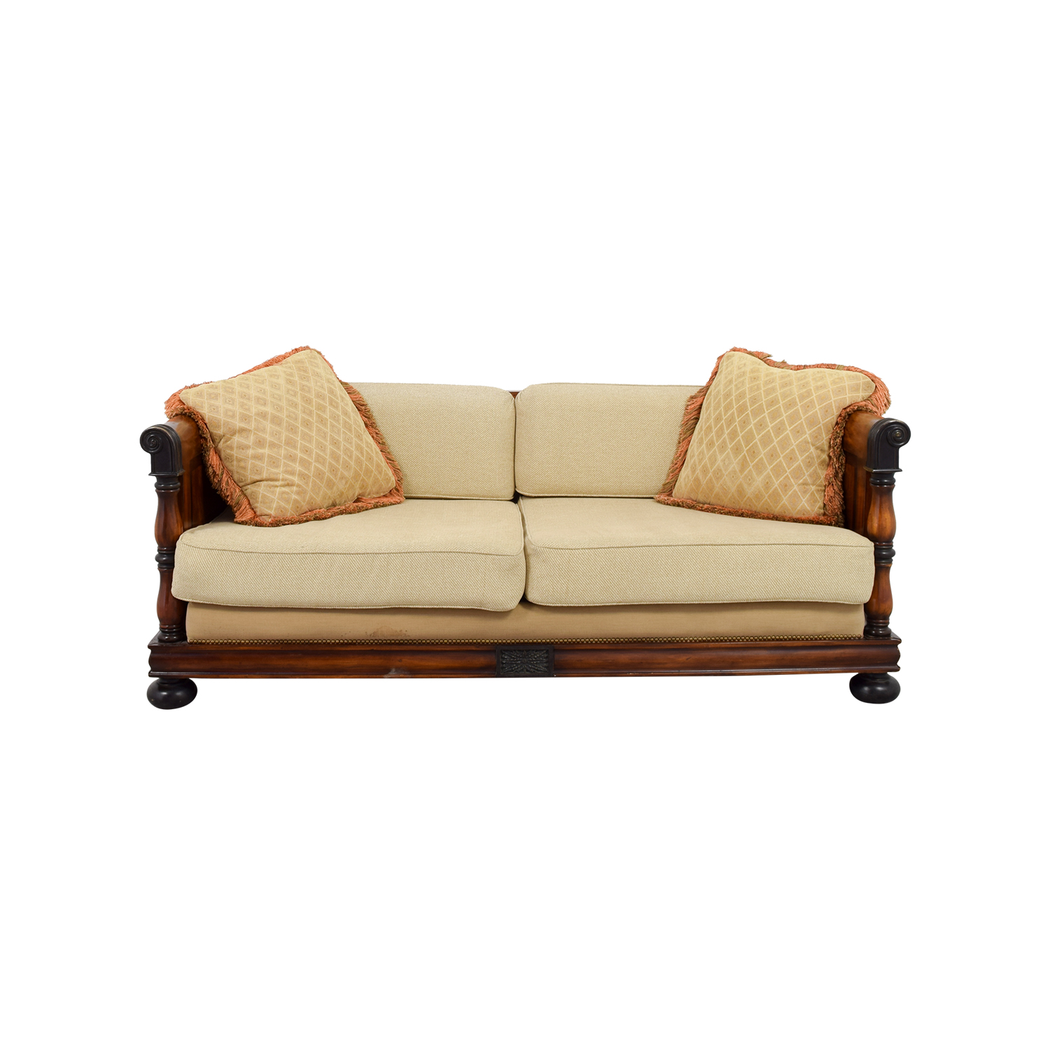 Wooden Framed Sofa Joystyle Interior Rakuten Global Market An Amount Of Money Thesofa