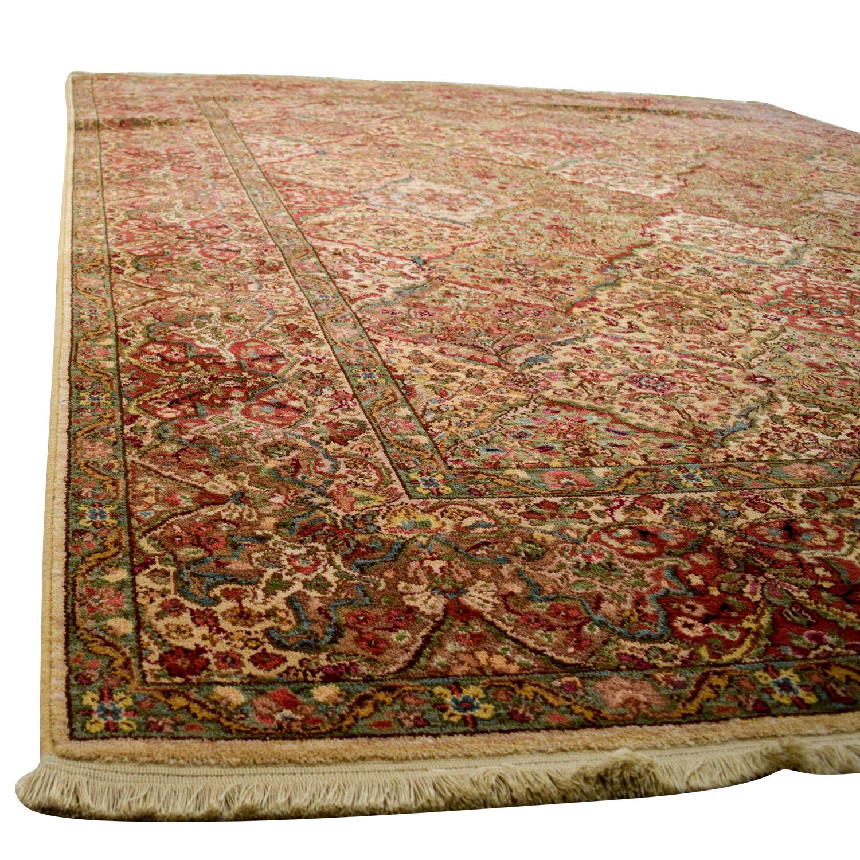 shop Karastan Karastan Empress Kirman Multi-Colored Rug online