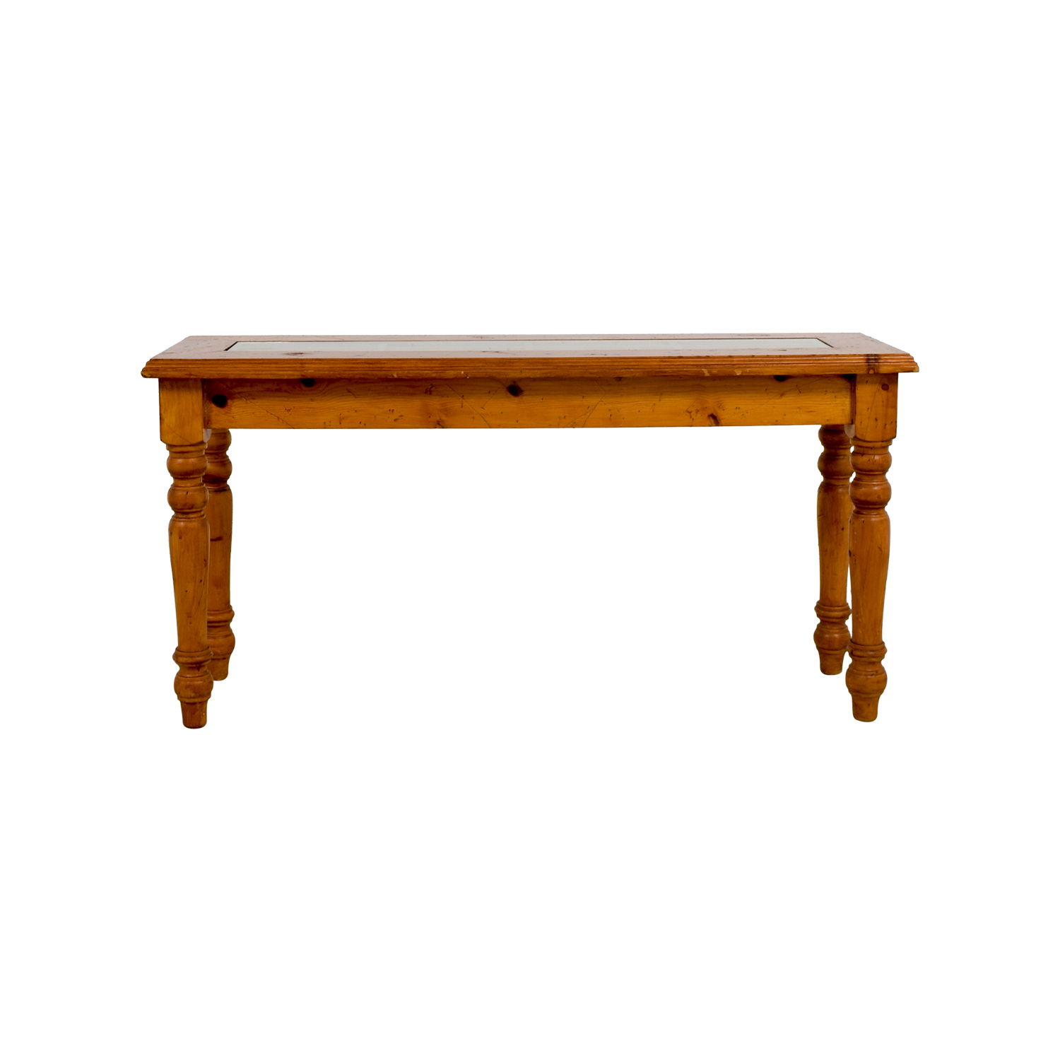 shop Wood and Glass Entry Table online