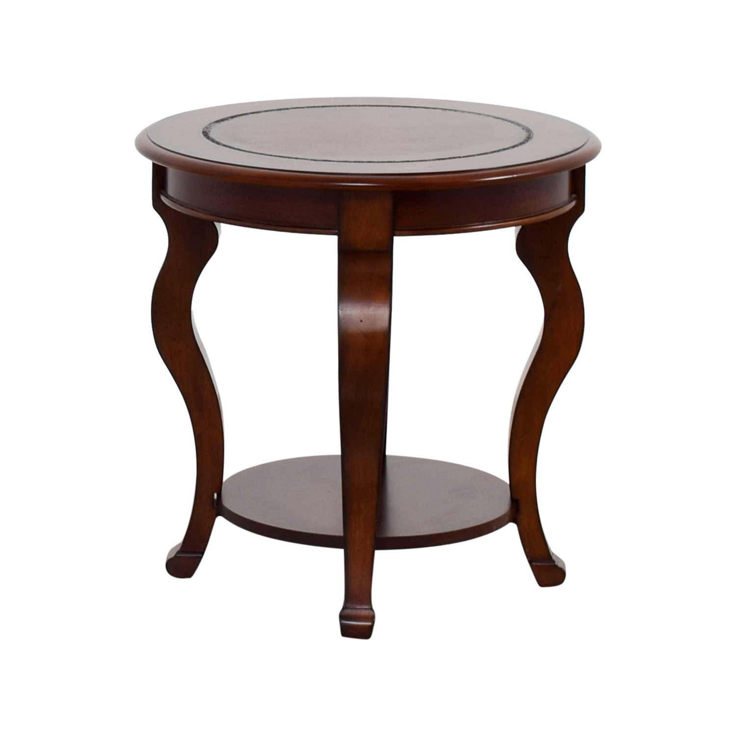 56 off jonathan charles johnathan charles round side table tables