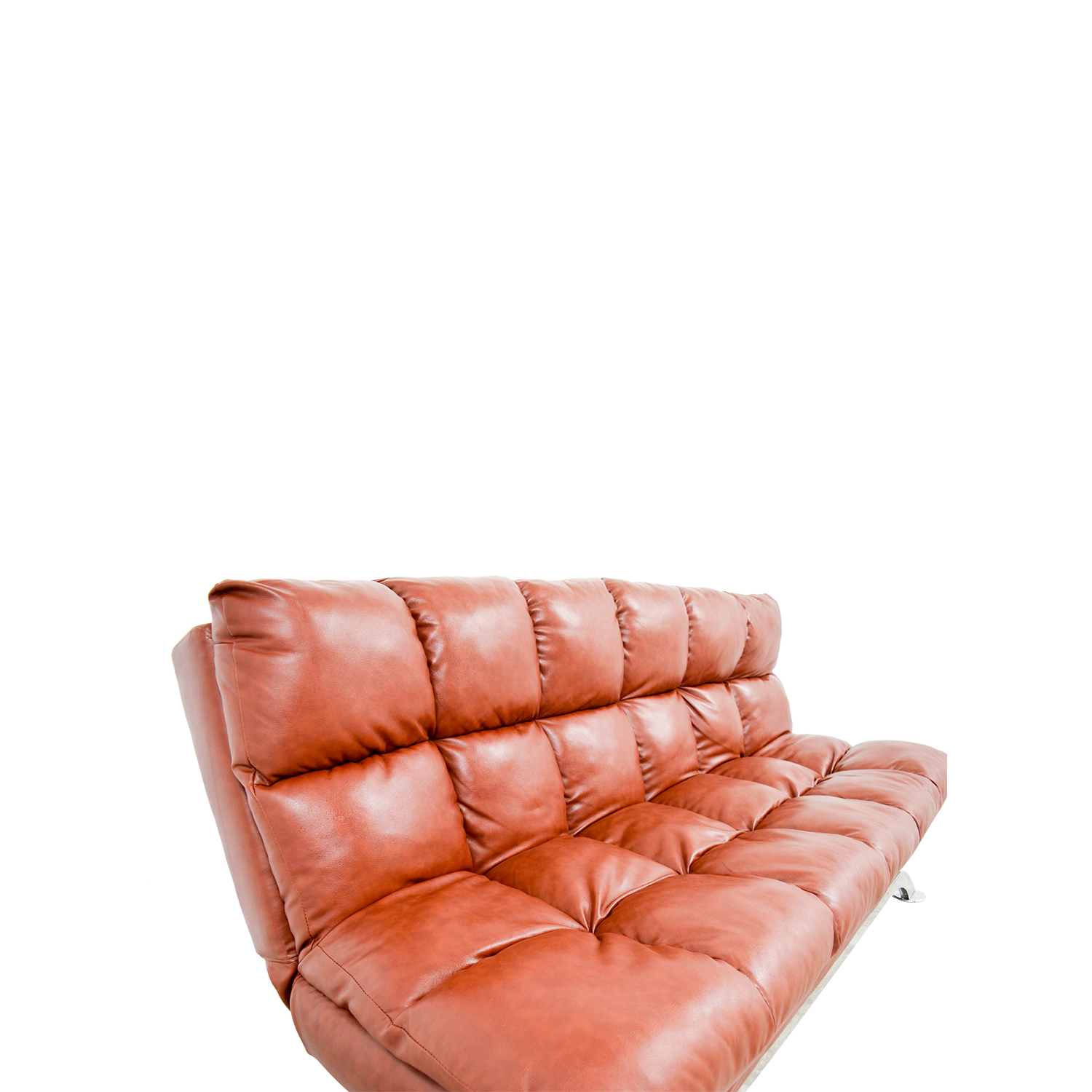 Cool 62 Off Wayfair Wayfair Brookeville Brown Leather Sleeper Futon Sofas Andrewgaddart Wooden Chair Designs For Living Room Andrewgaddartcom