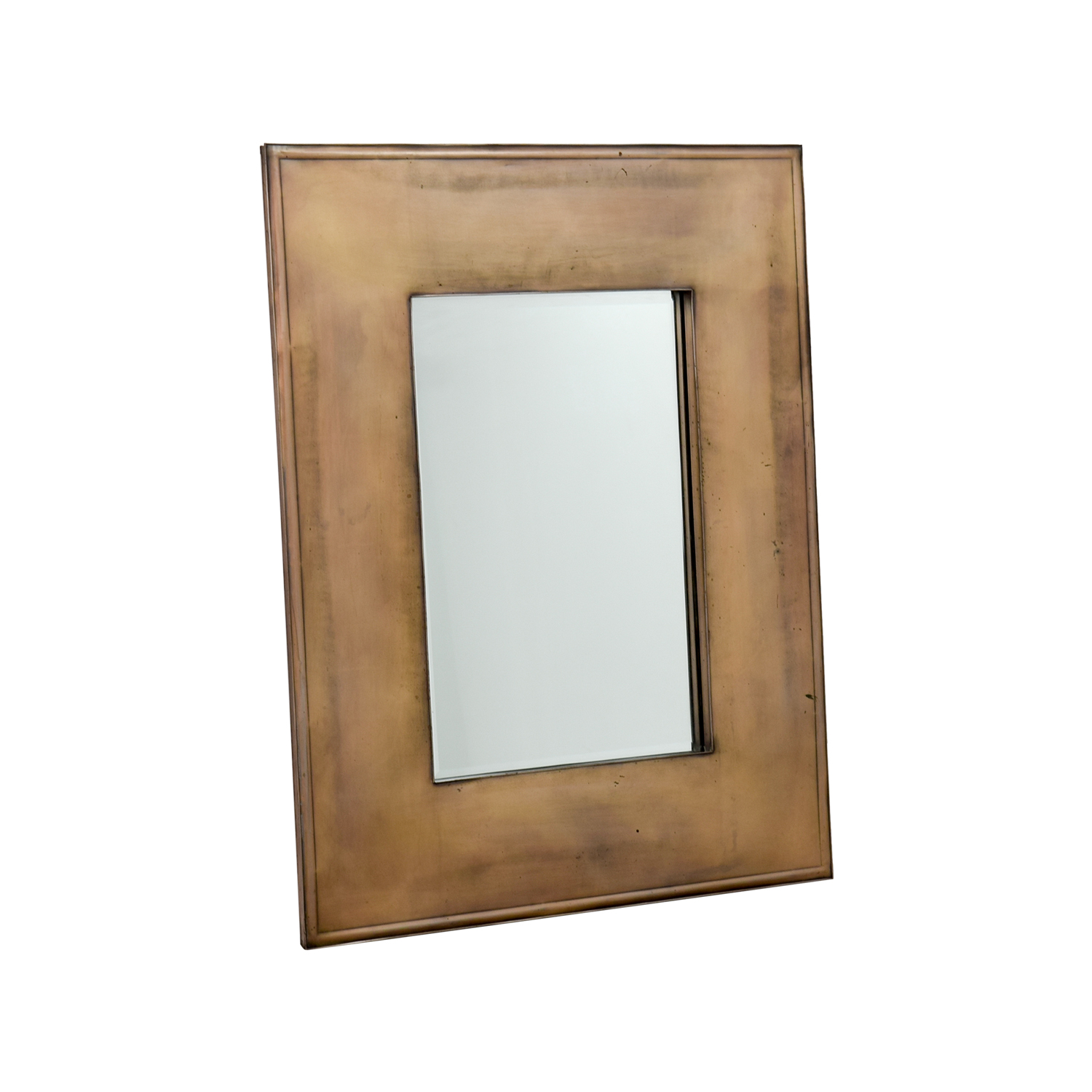 buy Crate & Barrel Metal Frame Mirror Crate & Barrel Mirrors
