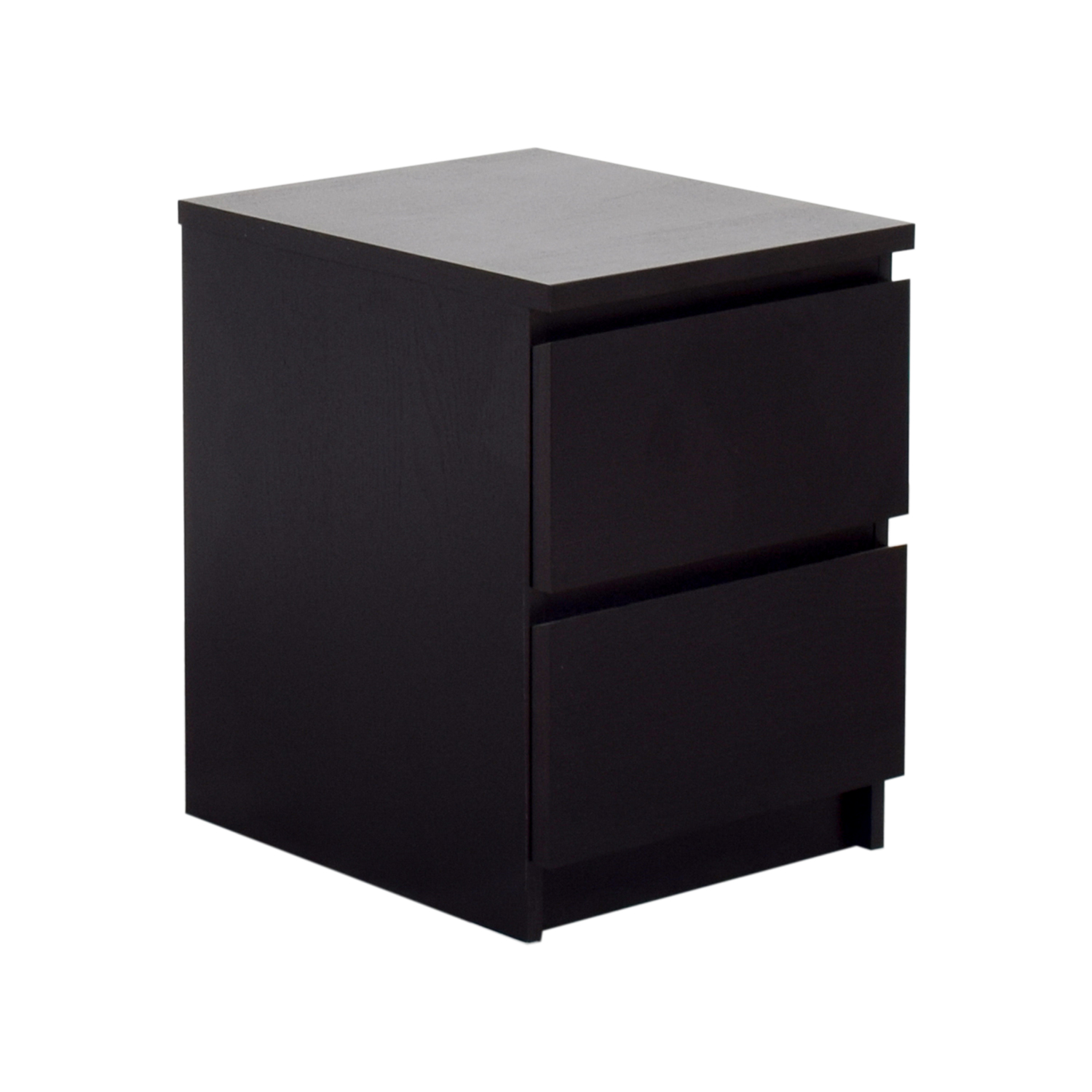 57 off ikea ikea malm two drawer chest tables. Black Bedroom Furniture Sets. Home Design Ideas