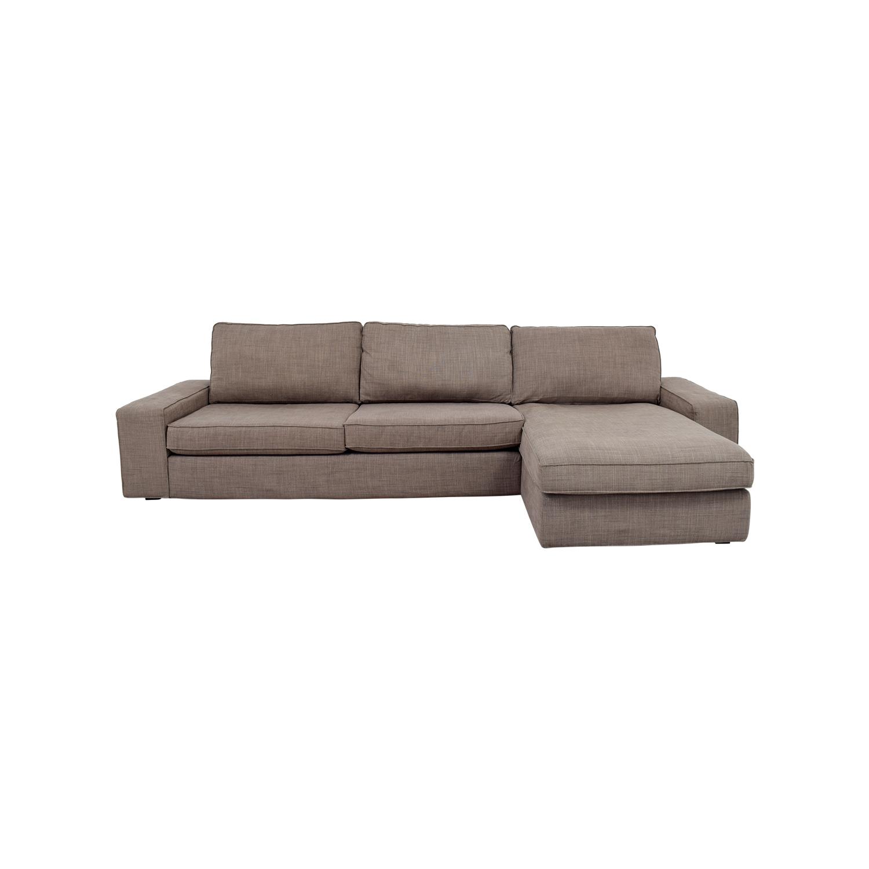 IKEA IKEA Kivik Grey Sectional Sofas
