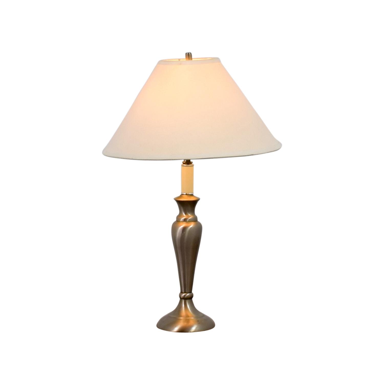Crate & Barrel Table Lamp sale