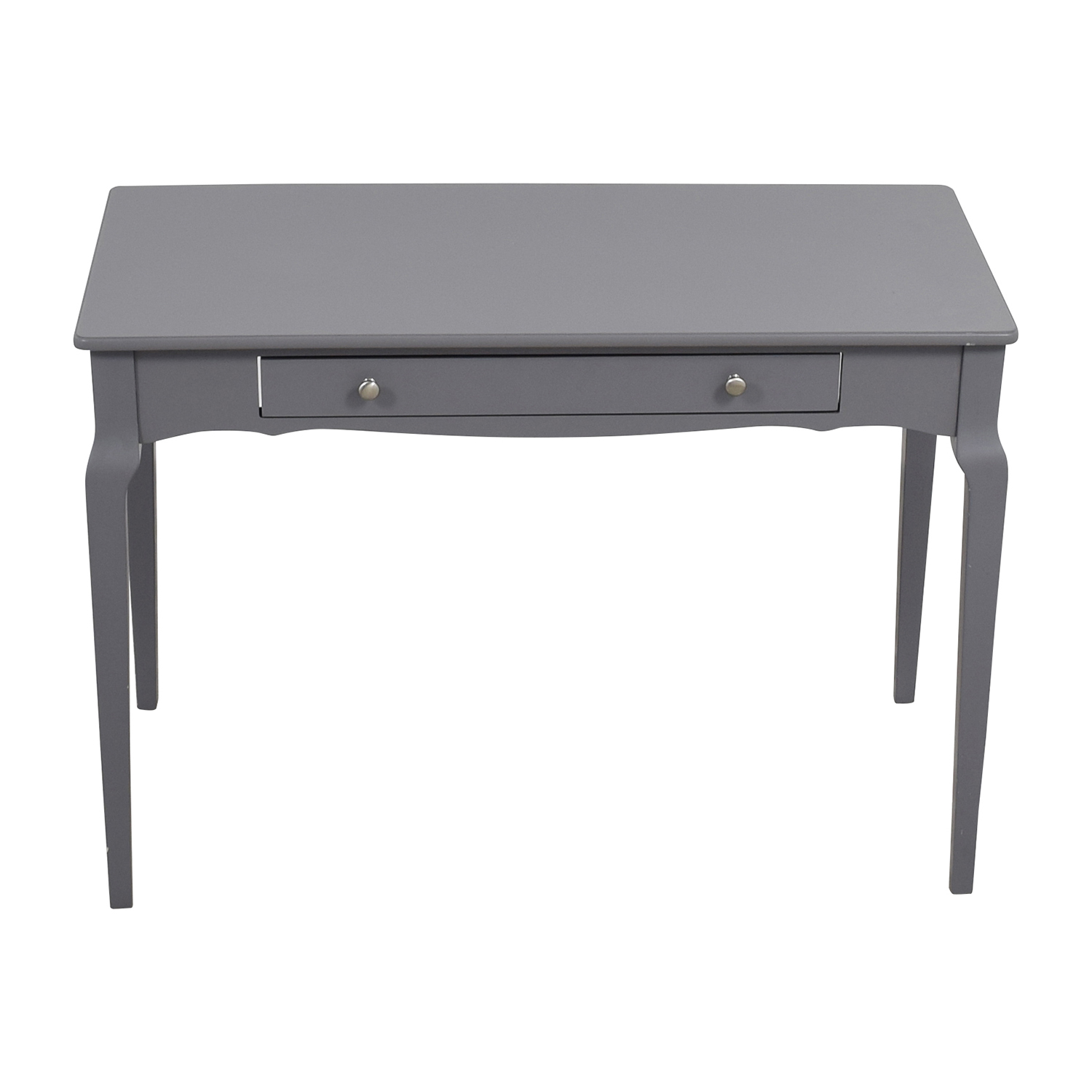 Inspire Q Bold Inspire Q Bold Daniella Grey Writing Desk second hand