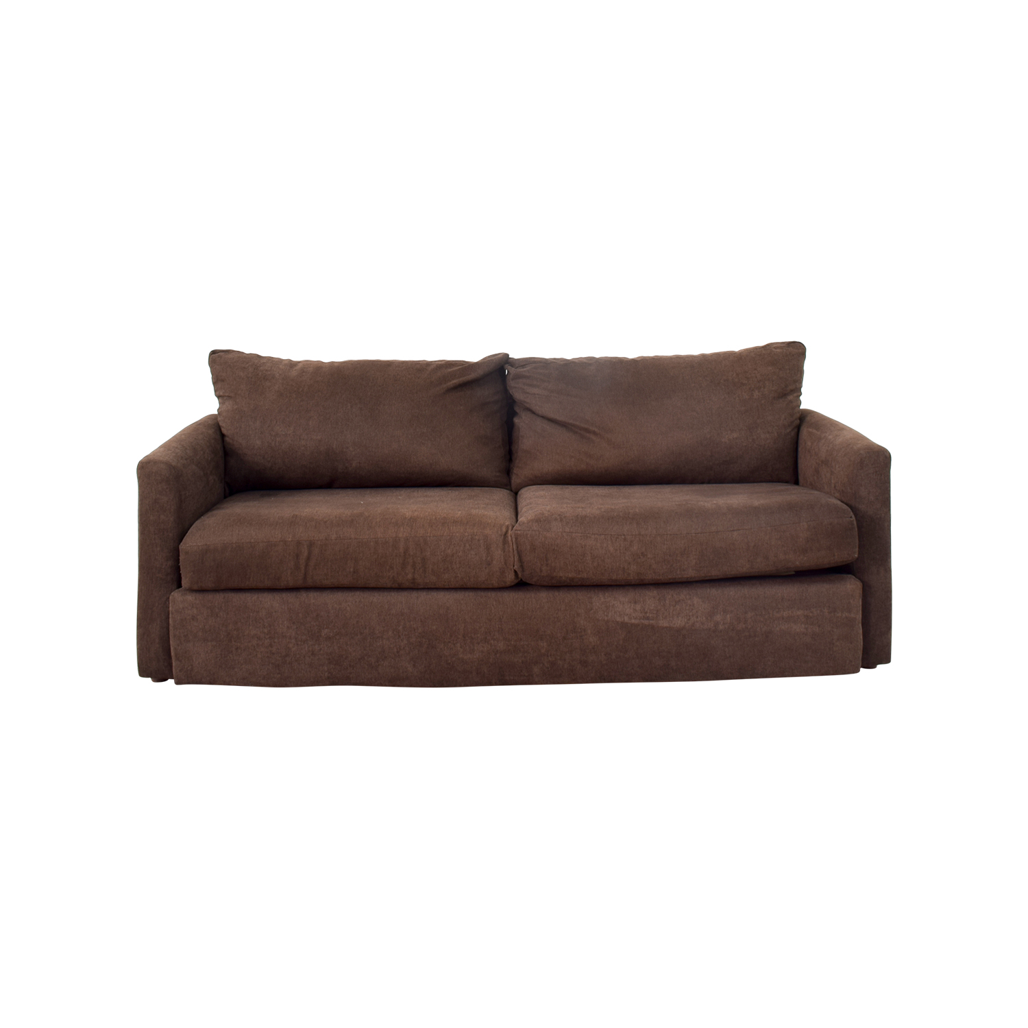 shop Bob's Furniture Brown Loveseat Bob's Furniture Loveseats