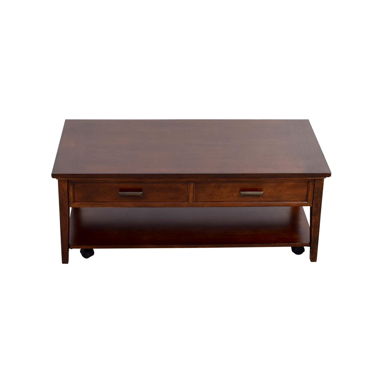 Raymour & Flanigan Raymour & Flanigan Harbour Bay Lift-top Coffee Table discount