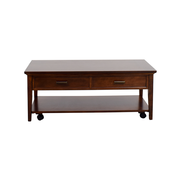 Raymour & Flanigan Raymour & Flanigan Harbour Bay Lift-top Coffee Table on sale